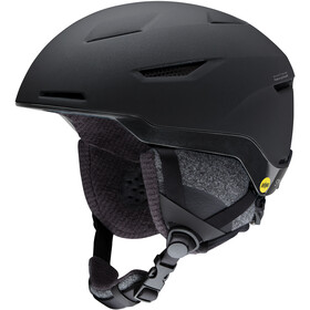 Smith Vida Mips Helmet Women, matte black pearl